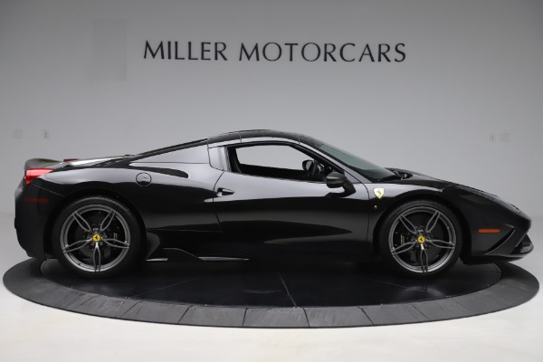 Used 2015 Ferrari 458 Speciale Aperta for sale $635,900 at Bugatti of Greenwich in Greenwich CT 06830 17