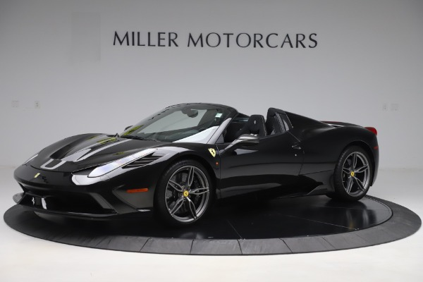 Used 2015 Ferrari 458 Speciale Aperta for sale $635,900 at Bugatti of Greenwich in Greenwich CT 06830 2