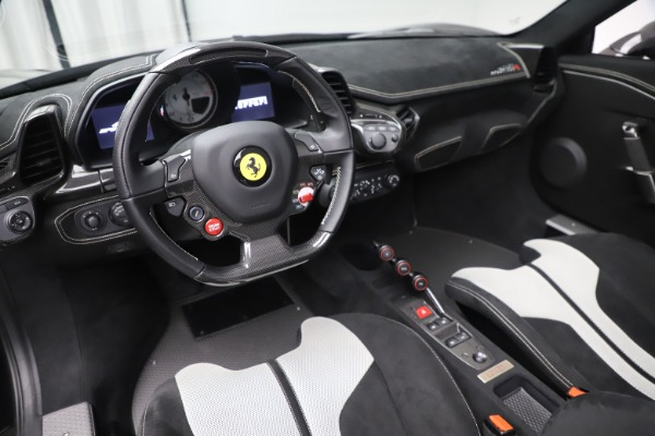 Used 2015 Ferrari 458 Speciale Aperta for sale $635,900 at Bugatti of Greenwich in Greenwich CT 06830 20