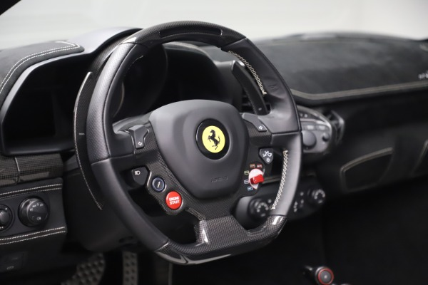 Used 2015 Ferrari 458 Speciale Aperta for sale $635,900 at Bugatti of Greenwich in Greenwich CT 06830 24