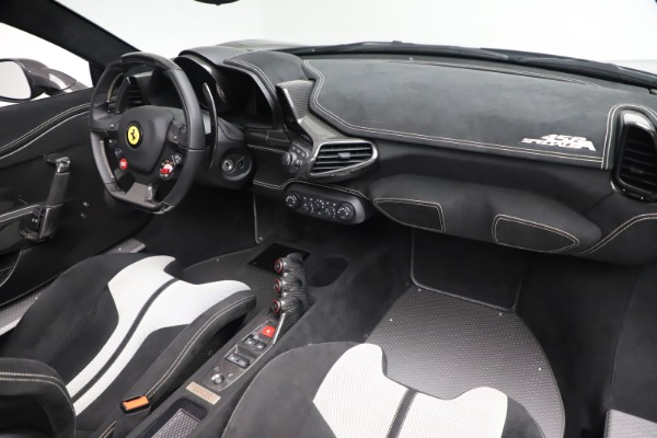 Used 2015 Ferrari 458 Speciale Aperta for sale $635,900 at Bugatti of Greenwich in Greenwich CT 06830 26