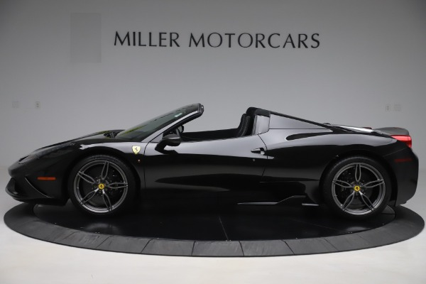 Used 2015 Ferrari 458 Speciale Aperta for sale $635,900 at Bugatti of Greenwich in Greenwich CT 06830 3