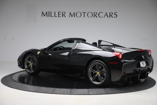 Used 2015 Ferrari 458 Speciale Aperta for sale $635,900 at Bugatti of Greenwich in Greenwich CT 06830 4