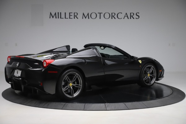 Used 2015 Ferrari 458 Speciale Aperta for sale $635,900 at Bugatti of Greenwich in Greenwich CT 06830 8