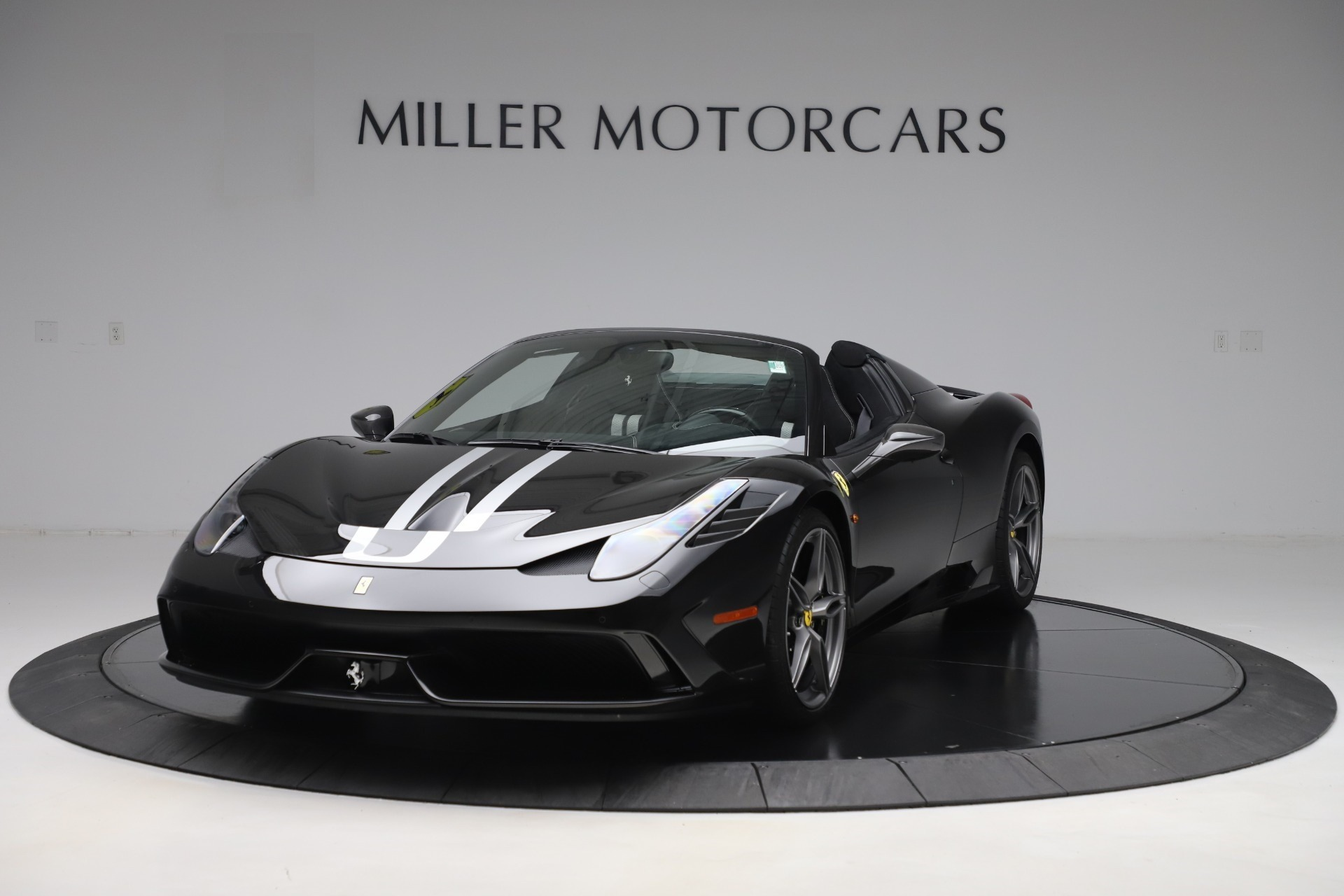 Used 2015 Ferrari 458 Speciale Aperta for sale $635,900 at Bugatti of Greenwich in Greenwich CT 06830 1