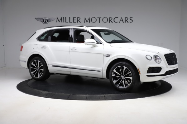 New 2020 Bentley Bentayga V8 for sale Sold at Bugatti of Greenwich in Greenwich CT 06830 10