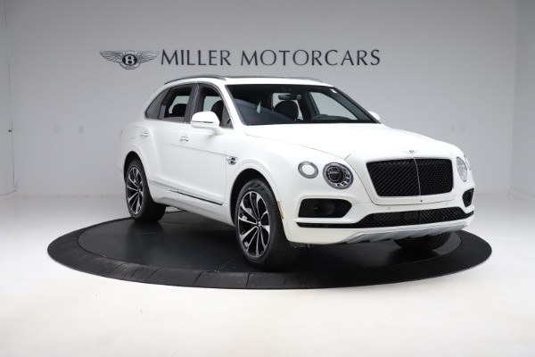 New 2020 Bentley Bentayga V8 for sale Sold at Bugatti of Greenwich in Greenwich CT 06830 11