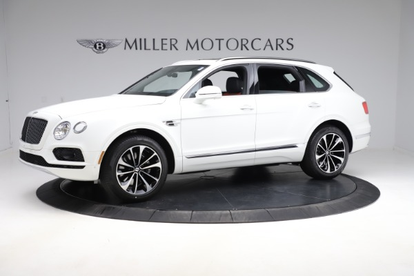 New 2020 Bentley Bentayga V8 for sale $202,735 at Bugatti of Greenwich in Greenwich CT 06830 2