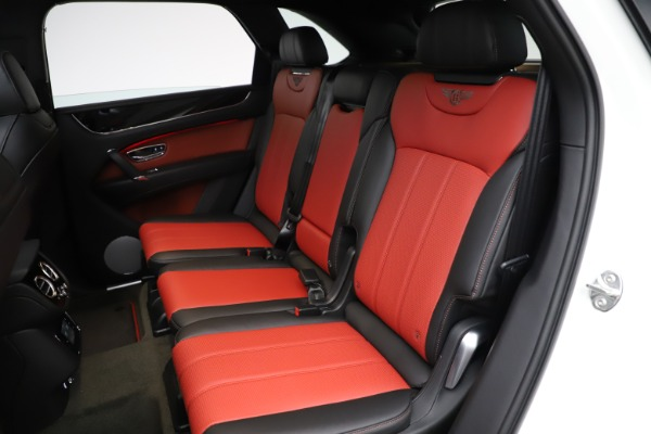 New 2020 Bentley Bentayga V8 for sale Sold at Bugatti of Greenwich in Greenwich CT 06830 23