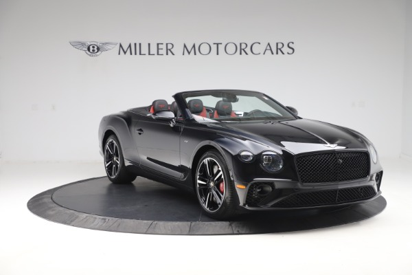 New 2020 Bentley Continental GTC V8 for sale $271,550 at Bugatti of Greenwich in Greenwich CT 06830 11