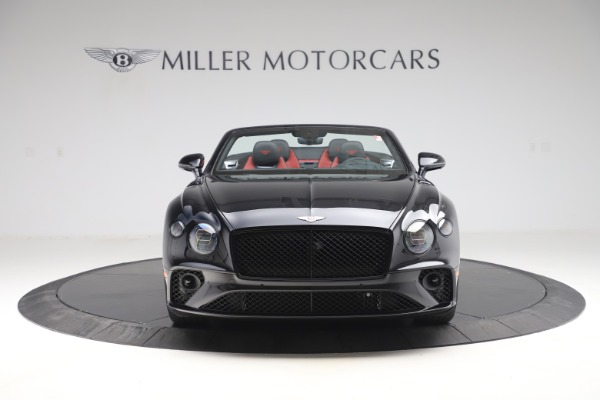 New 2020 Bentley Continental GTC V8 for sale $271,550 at Bugatti of Greenwich in Greenwich CT 06830 12