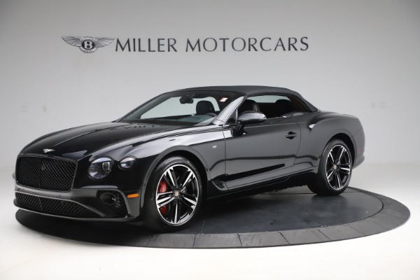 New 2020 Bentley Continental GTC V8 for sale $271,550 at Bugatti of Greenwich in Greenwich CT 06830 13