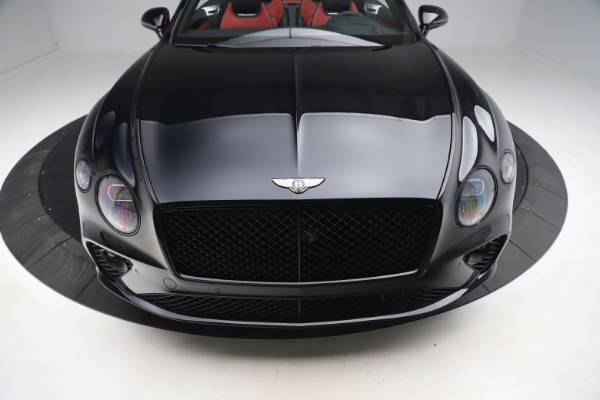 New 2020 Bentley Continental GTC V8 for sale $271,550 at Bugatti of Greenwich in Greenwich CT 06830 19