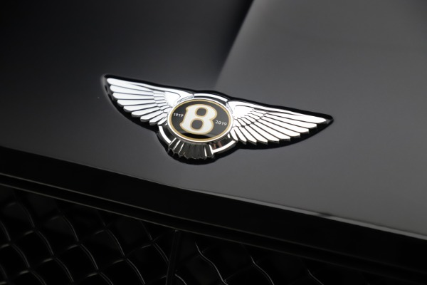 New 2020 Bentley Continental GTC V8 for sale $271,550 at Bugatti of Greenwich in Greenwich CT 06830 20