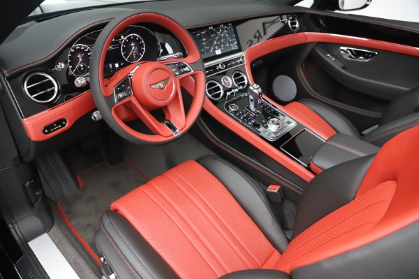 New 2020 Bentley Continental GTC V8 for sale $271,550 at Bugatti of Greenwich in Greenwich CT 06830 24