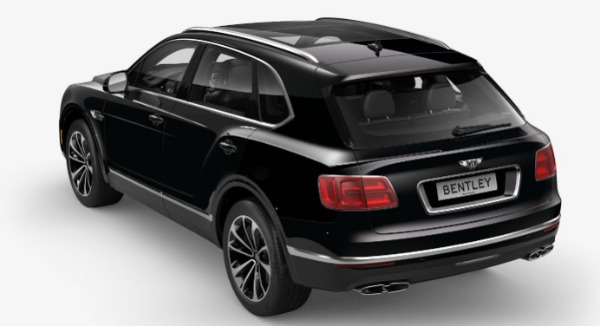 New 2020 Bentley Bentayga V8 for sale Sold at Bugatti of Greenwich in Greenwich CT 06830 4