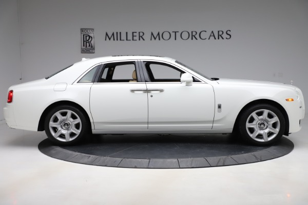 Used 2015 Rolls-Royce Ghost for sale $166,900 at Bugatti of Greenwich in Greenwich CT 06830 10