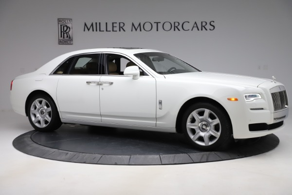 Used 2015 Rolls-Royce Ghost for sale $166,900 at Bugatti of Greenwich in Greenwich CT 06830 11