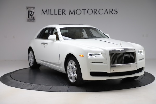 Used 2015 Rolls-Royce Ghost for sale $166,900 at Bugatti of Greenwich in Greenwich CT 06830 12