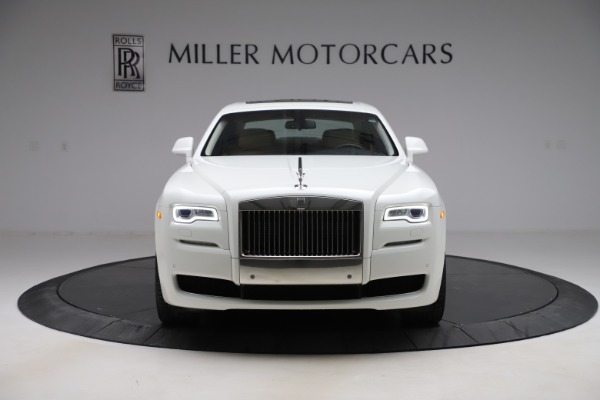 Used 2015 Rolls-Royce Ghost for sale $166,900 at Bugatti of Greenwich in Greenwich CT 06830 2