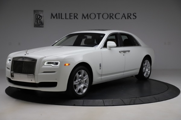 Used 2015 Rolls-Royce Ghost for sale $166,900 at Bugatti of Greenwich in Greenwich CT 06830 3