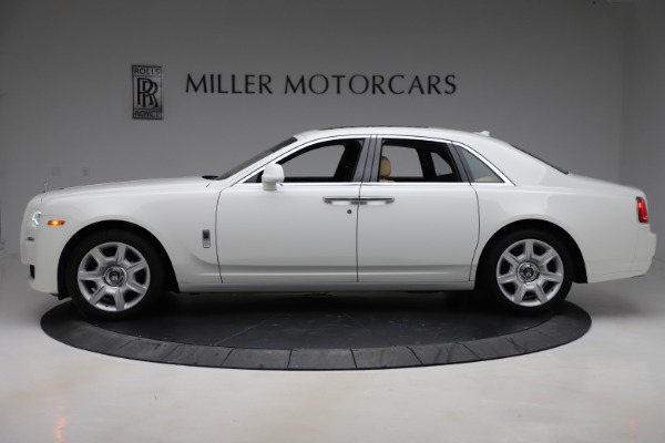 Used 2015 Rolls-Royce Ghost for sale $166,900 at Bugatti of Greenwich in Greenwich CT 06830 4