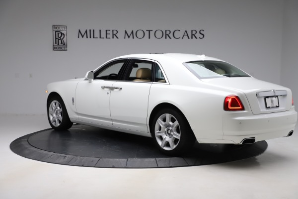 Used 2015 Rolls-Royce Ghost for sale $166,900 at Bugatti of Greenwich in Greenwich CT 06830 5
