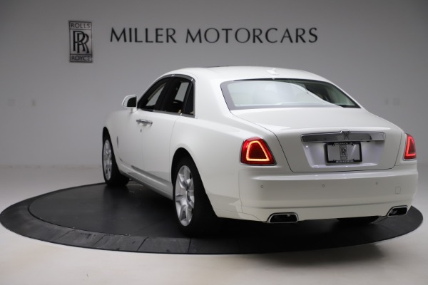 Used 2015 Rolls-Royce Ghost for sale $166,900 at Bugatti of Greenwich in Greenwich CT 06830 6