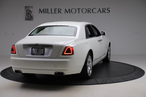 Used 2015 Rolls-Royce Ghost for sale $166,900 at Bugatti of Greenwich in Greenwich CT 06830 8