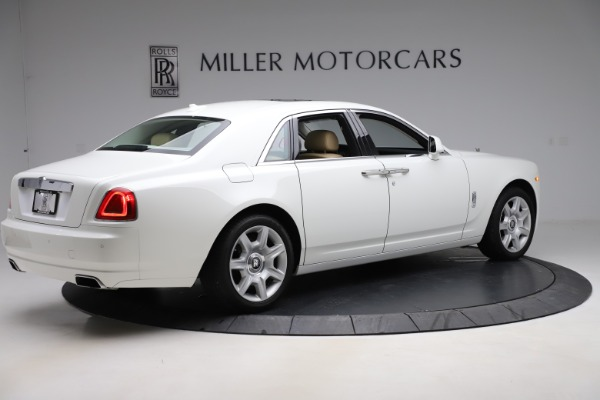 Used 2015 Rolls-Royce Ghost for sale $166,900 at Bugatti of Greenwich in Greenwich CT 06830 9