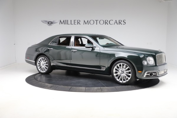 New 2020 Bentley Mulsanne for sale $384,865 at Bugatti of Greenwich in Greenwich CT 06830 10