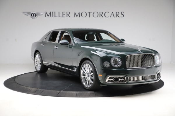 New 2020 Bentley Mulsanne for sale $384,865 at Bugatti of Greenwich in Greenwich CT 06830 11