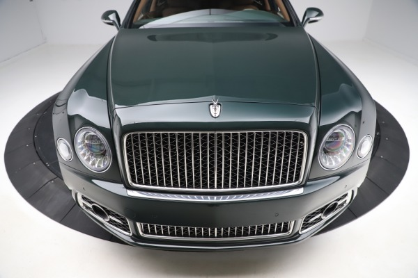 New 2020 Bentley Mulsanne for sale $384,865 at Bugatti of Greenwich in Greenwich CT 06830 13