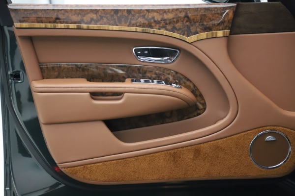 New 2020 Bentley Mulsanne for sale $384,865 at Bugatti of Greenwich in Greenwich CT 06830 16