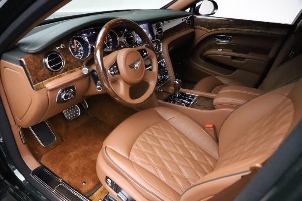 New 2020 Bentley Mulsanne for sale $384,865 at Bugatti of Greenwich in Greenwich CT 06830 18