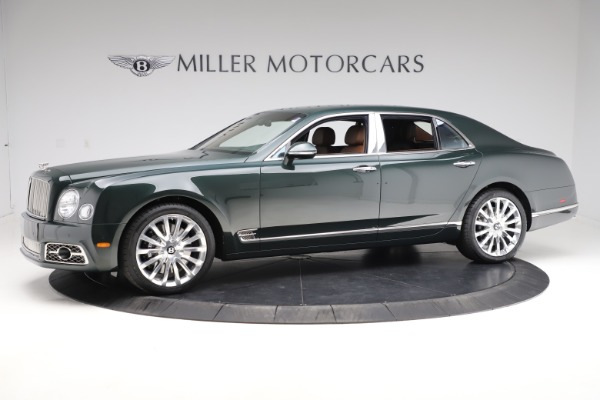 New 2020 Bentley Mulsanne for sale $384,865 at Bugatti of Greenwich in Greenwich CT 06830 2