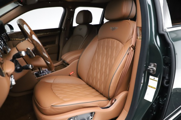 New 2020 Bentley Mulsanne for sale $384,865 at Bugatti of Greenwich in Greenwich CT 06830 20