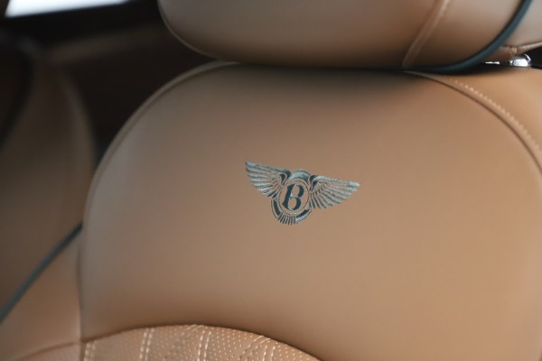 New 2020 Bentley Mulsanne for sale $384,865 at Bugatti of Greenwich in Greenwich CT 06830 21