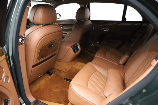 New 2020 Bentley Mulsanne for sale $384,865 at Bugatti of Greenwich in Greenwich CT 06830 22