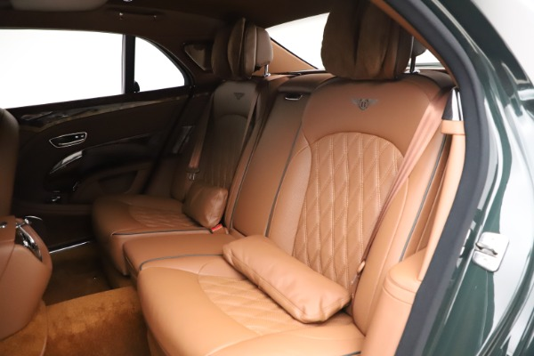 New 2020 Bentley Mulsanne for sale $384,865 at Bugatti of Greenwich in Greenwich CT 06830 23