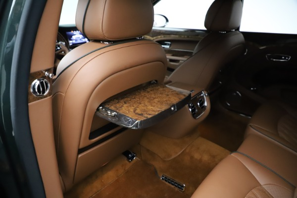 New 2020 Bentley Mulsanne for sale $384,865 at Bugatti of Greenwich in Greenwich CT 06830 24