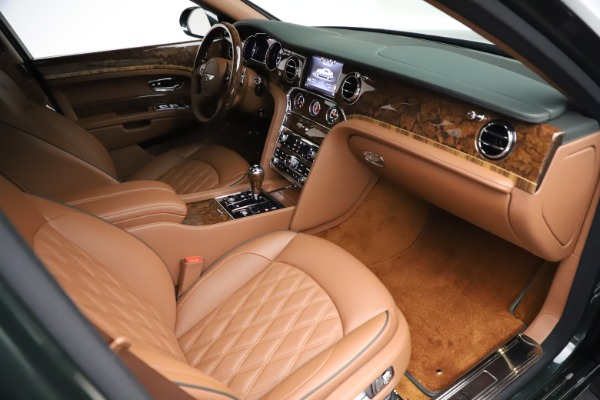 New 2020 Bentley Mulsanne for sale $384,865 at Bugatti of Greenwich in Greenwich CT 06830 27