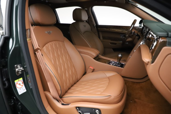 New 2020 Bentley Mulsanne for sale $384,865 at Bugatti of Greenwich in Greenwich CT 06830 28