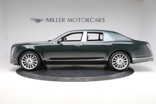New 2020 Bentley Mulsanne for sale $384,865 at Bugatti of Greenwich in Greenwich CT 06830 3