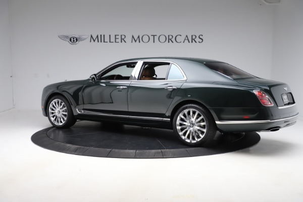 New 2020 Bentley Mulsanne for sale $384,865 at Bugatti of Greenwich in Greenwich CT 06830 4