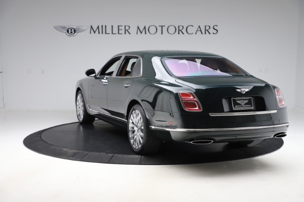 New 2020 Bentley Mulsanne for sale $384,865 at Bugatti of Greenwich in Greenwich CT 06830 5