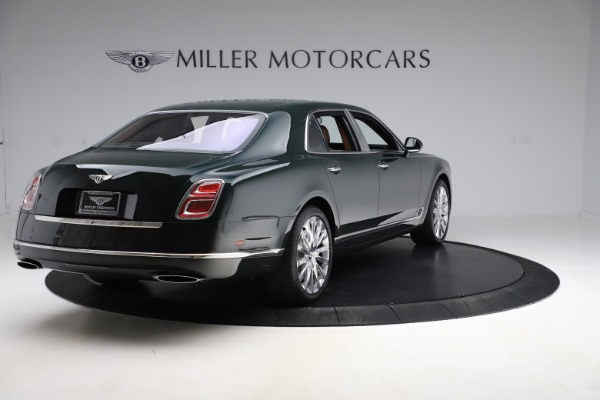 New 2020 Bentley Mulsanne for sale $384,865 at Bugatti of Greenwich in Greenwich CT 06830 7
