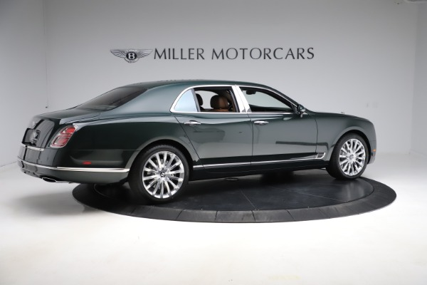New 2020 Bentley Mulsanne for sale $384,865 at Bugatti of Greenwich in Greenwich CT 06830 8