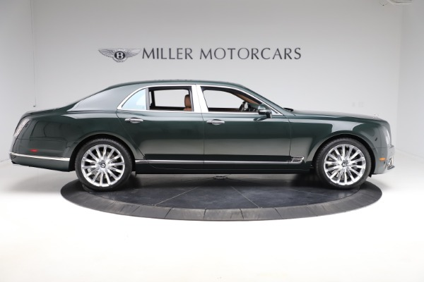 New 2020 Bentley Mulsanne for sale $384,865 at Bugatti of Greenwich in Greenwich CT 06830 9