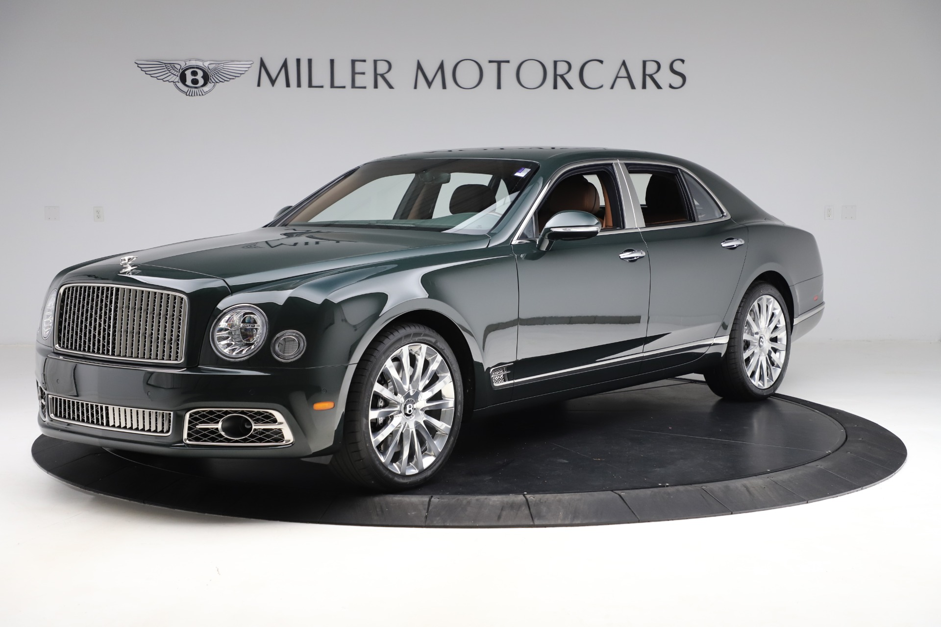 New 2020 Bentley Mulsanne for sale $384,865 at Bugatti of Greenwich in Greenwich CT 06830 1